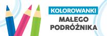 Kolorowanki Małego Podróżnika - Apartamenty Nasza Chata Pobierowo